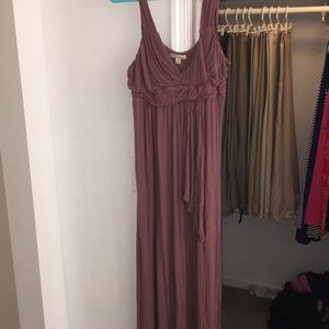 New York and Company maxi dress, size XL